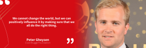 Peter Gheysen - 'Show Racism the Red Card' Webinar