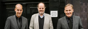 BVB delegation visits the Anne Frank Huis in Amsterdam