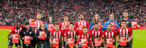 Athletic Club joins Show Racism the Red Card